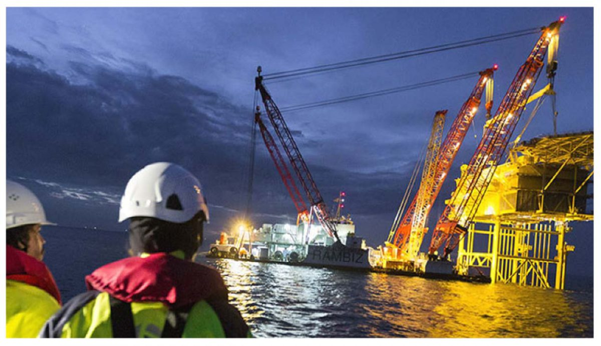 OFFSHORE PROJECTS MANAGEMENT