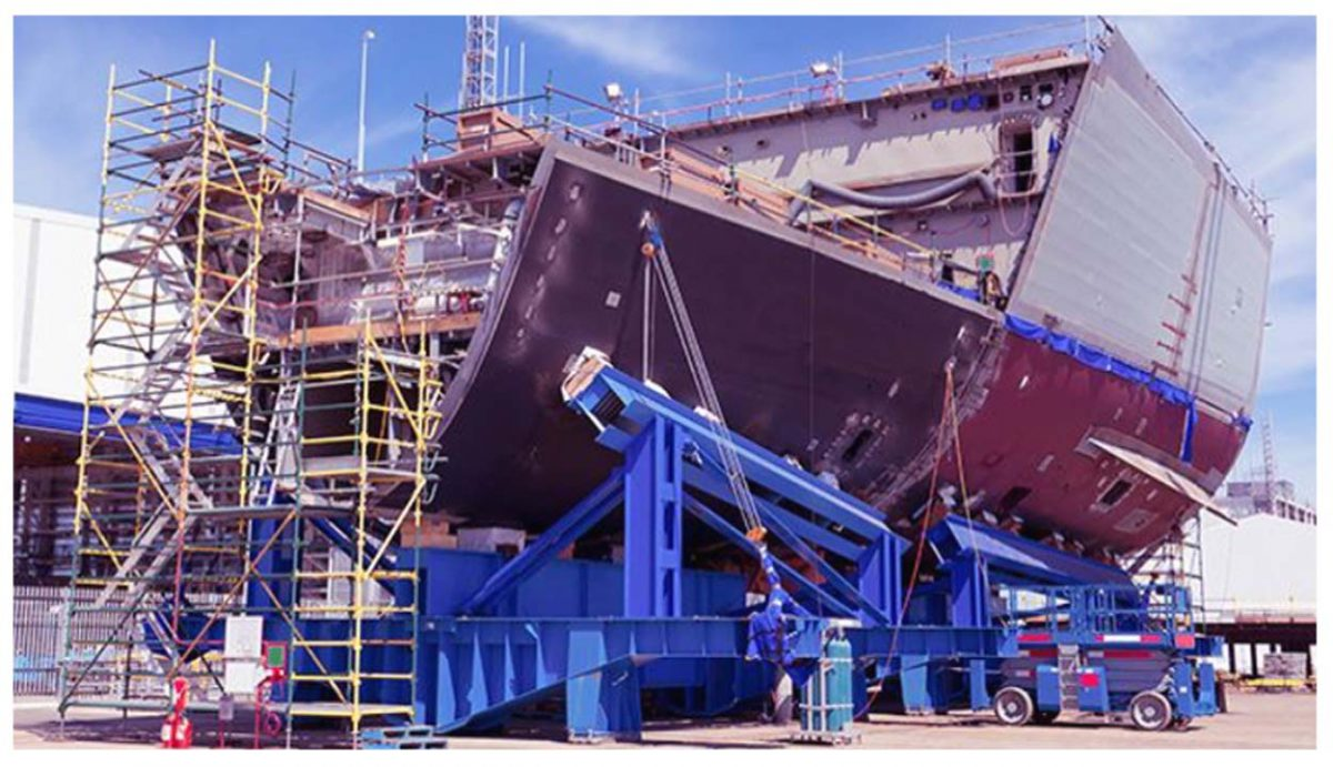 SHIP BUILDING SOLUTIONS